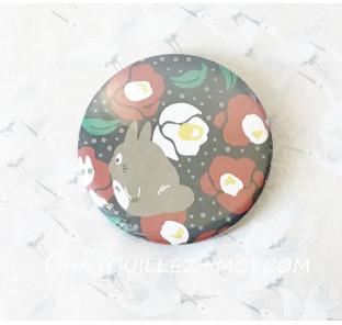 Badge Totoro, mon voisin...