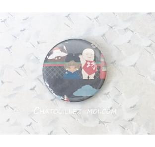 Badge Le voyage de Chihiro,...