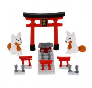 Gommes renards blanc Inari
