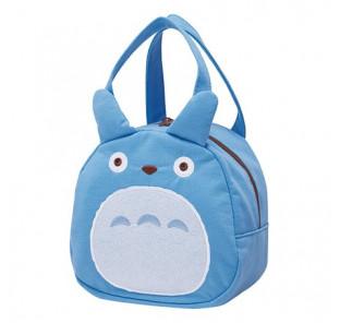 Sac à gouter Totoro bleu