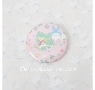 Badge Mei et Totoro bleu,...