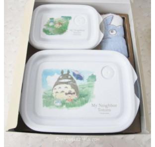 Coffret bento Totoro