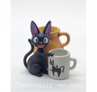 Figurine Jiji, le chat noir...